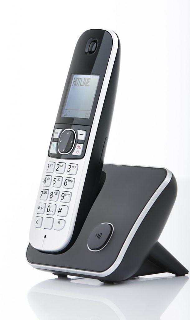 telephone DECT pti